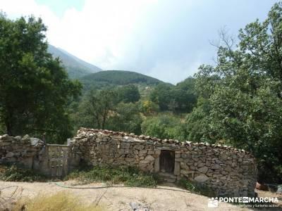 Valle del Alto Alberche;mochilas diferentes trekking mochilas club montañero